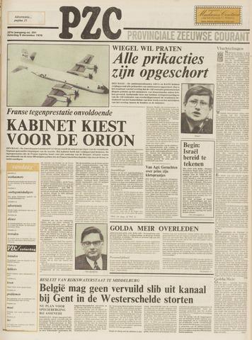 Provinciale Zeeuwse Courant 1978-12-09