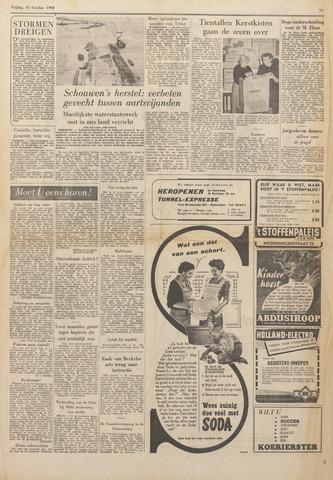 Watersnood documentatie 1953 - kranten 1953-10-30