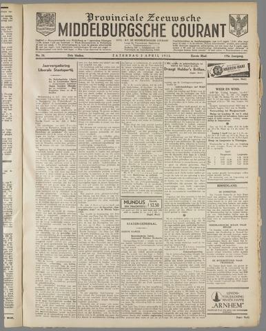 Middelburgsche Courant 1932-04-02
