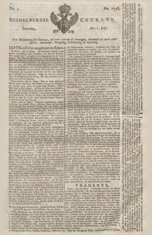 Middelburgsche Courant 1758-07-01