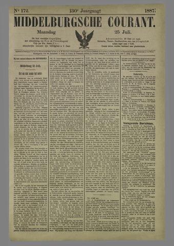 Middelburgsche Courant 1887-07-25