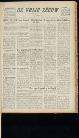 de Vrije Zeeuw 1948-11-22