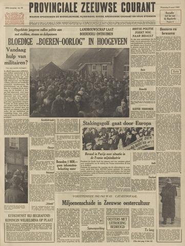 Provinciale Zeeuwse Courant 1963-03-06