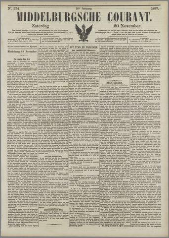 Middelburgsche Courant 1897-11-20