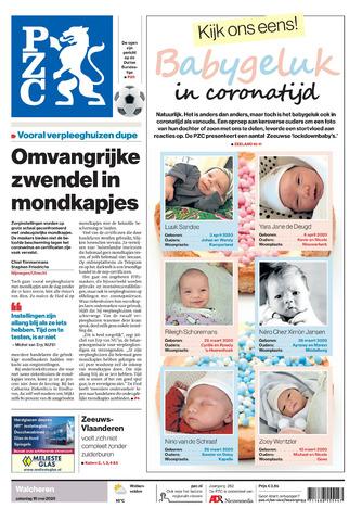 Provinciale Zeeuwse Courant 2020-05-16