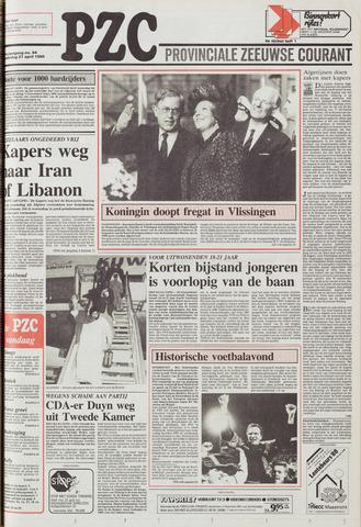 Provinciale Zeeuwse Courant 1988-04-21