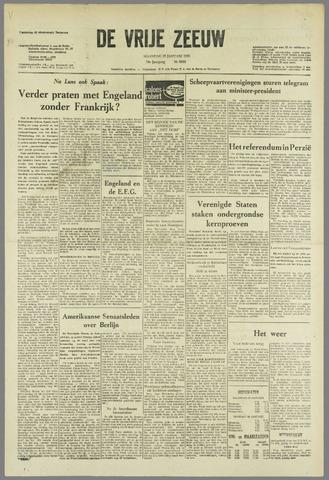 de Vrije Zeeuw 1963-01-28