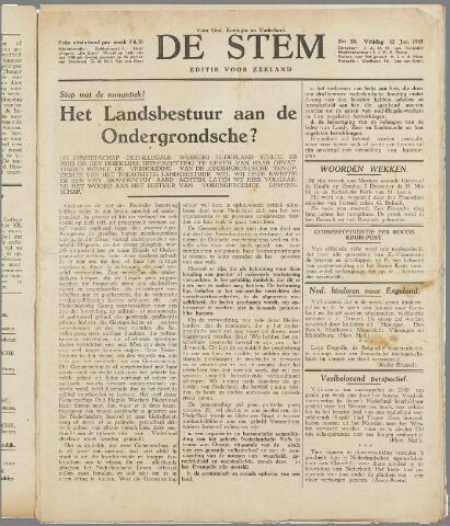de Stem 1945-01-12