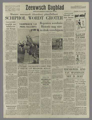 Zeeuwsch Dagblad 1961-01-18