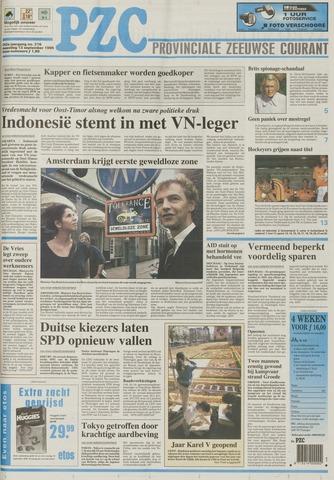 Provinciale Zeeuwse Courant 1999-09-13