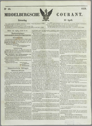 Middelburgsche Courant 1859-04-23