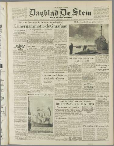 de Stem 1953-11-18