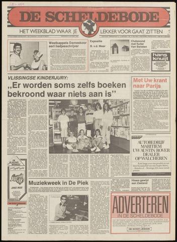Scheldebode 1985-09-26