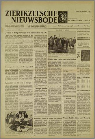 Zierikzeesche Nieuwsbode 1962-12-28
