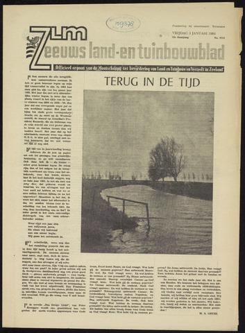 Zeeuwsch landbouwblad ... ZLM land- en tuinbouwblad 1964