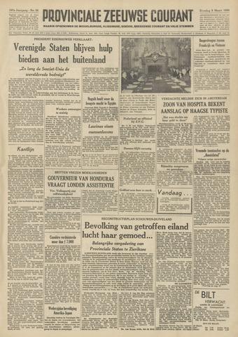 Provinciale Zeeuwse Courant 1954-03-09