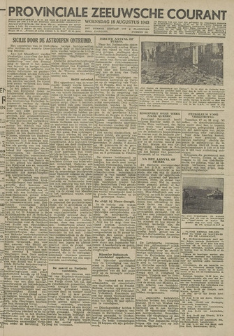Provinciale Zeeuwse Courant 1943-08-18