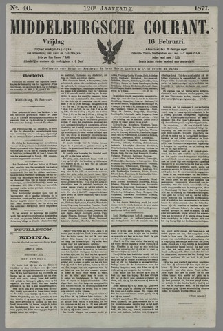 Middelburgsche Courant 1877-02-16