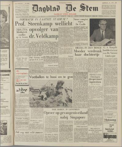 de Stem 1963-07-13
