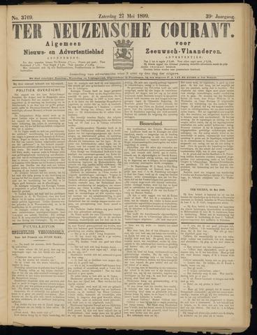 Ter Neuzensche Courant. Algemeen Nieuws- en Advertentieblad voor Zeeuwsch-Vlaanderen / Neuzensche Courant ... (idem) / (Algemeen) nieuws en advertentieblad voor Zeeuwsch-Vlaanderen 1899-05-27