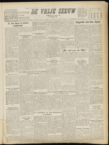 de Vrije Zeeuw 1949-04-13