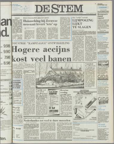 de Stem 1981-10-30