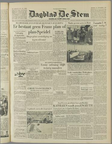 de Stem 1952-09-23