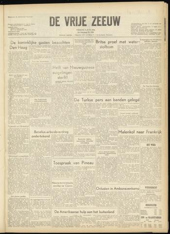 de Vrije Zeeuw 1956-06-08