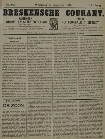 Breskensche Courant 1904-08-17