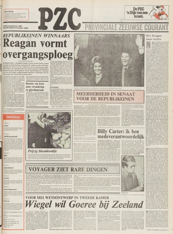 Provinciale Zeeuwse Courant 1980-11-06