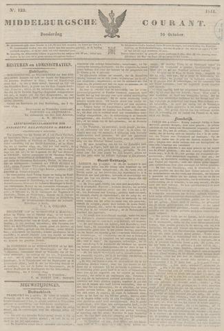 Middelburgsche Courant 1844-10-10