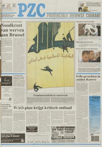 Provinciale Zeeuwse Courant 1999-01-16