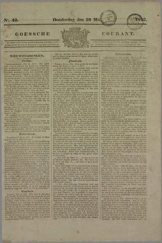 Goessche Courant 1842-05-26