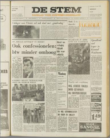 de Stem 1972-10-12