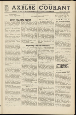 Axelsche Courant 1967-07-22