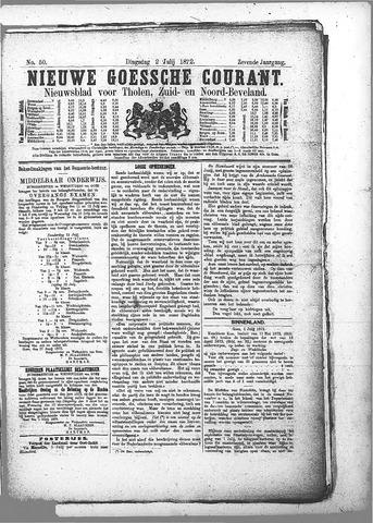 Nieuwe Goessche Courant 1872-07-02