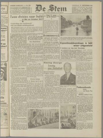 de Stem 1946-09-27