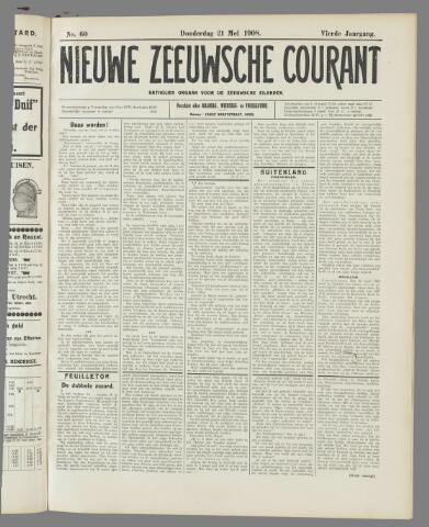 Nieuwe Zeeuwsche Courant 1908-05-21
