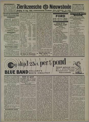 Zierikzeesche Nieuwsbode 1932-08-19