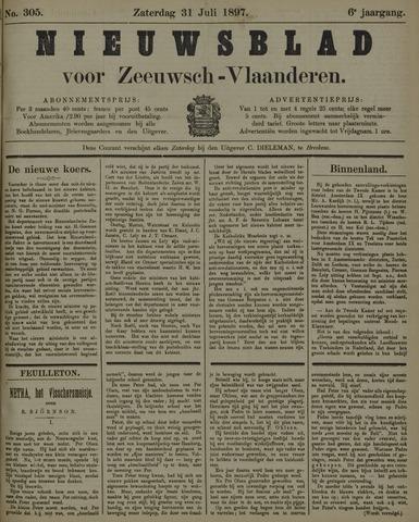 Nieuwsblad voor Zeeuwsch-Vlaanderen 1897-07-31