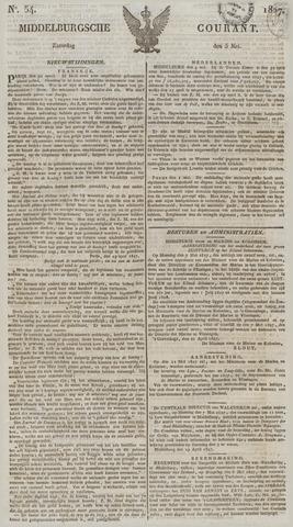 Middelburgsche Courant 1827-05-05