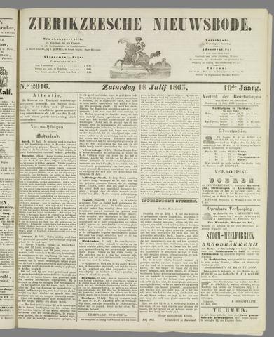 Zierikzeesche Nieuwsbode 1863-07-18