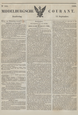 Middelburgsche Courant 1866-09-13
