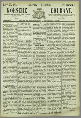 Goessche Courant 1906-12-01