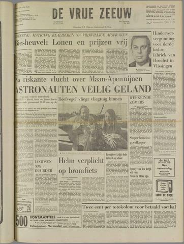 de Vrije Zeeuw 1971-07-31