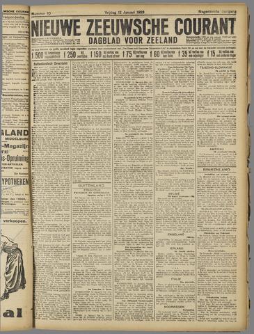 Nieuwe Zeeuwsche Courant 1923-01-12