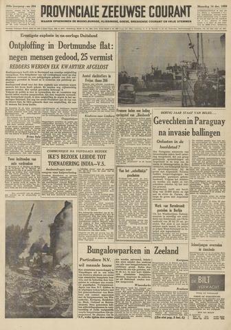 Provinciale Zeeuwse Courant 1959-12-14
