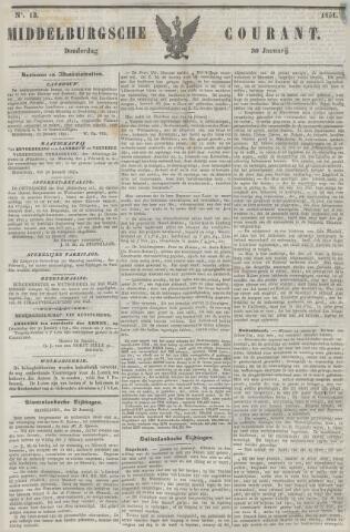 Middelburgsche Courant 1851-01-30