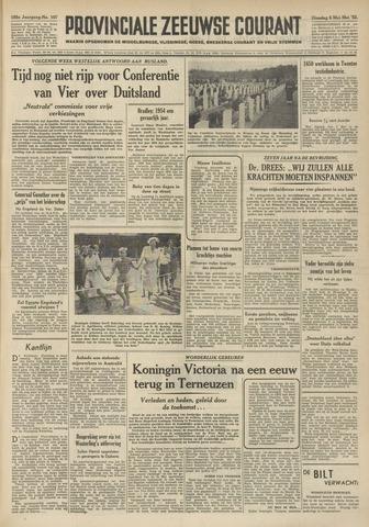 Provinciale Zeeuwse Courant 1952-05-06
