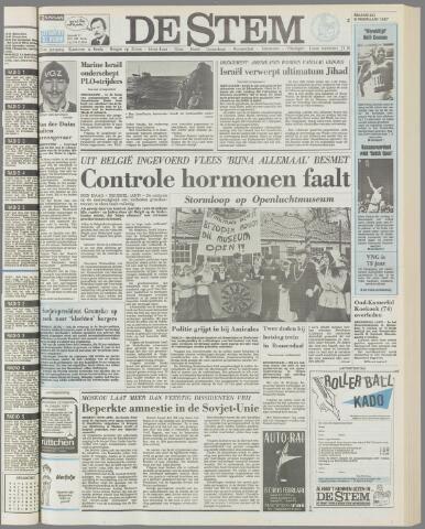 de Stem 1987-02-09